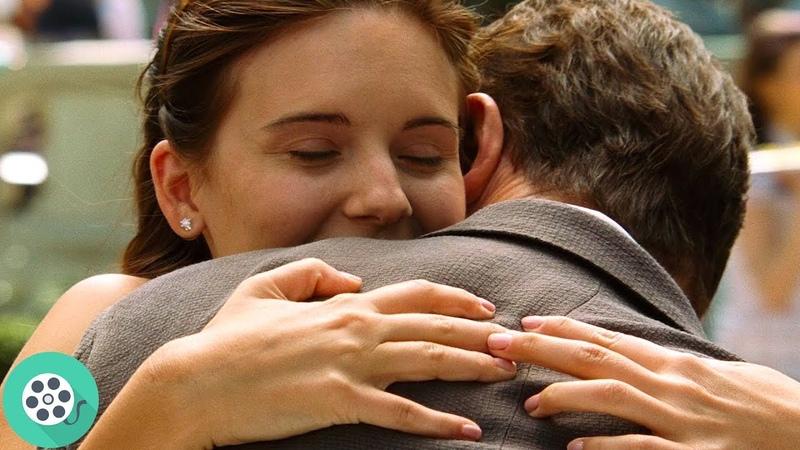 Отец поздравляет дочку с днём рождением. Заложница (2008) год.