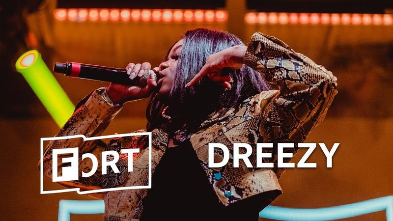 Dreezy - Chanel Slides - Live at The FADER FORT 2019 (Austin, TX)