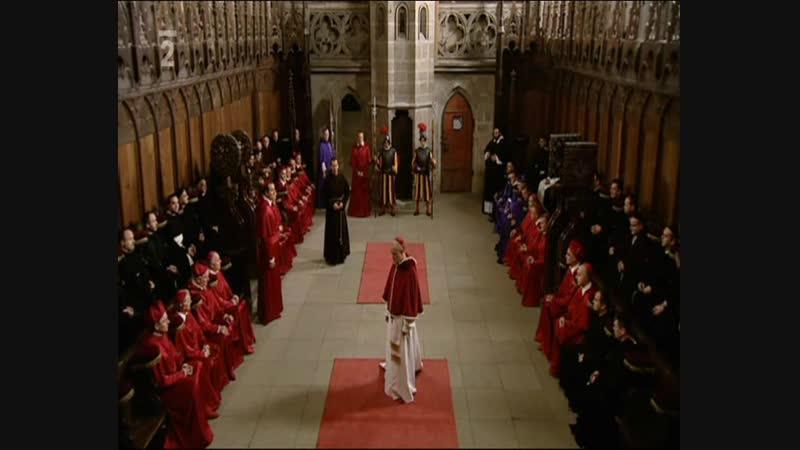 Тайная инквизиция, часть 2. Заточение духа, на чешском языке