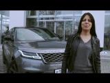 Тест драйв нового Range Rover Velar