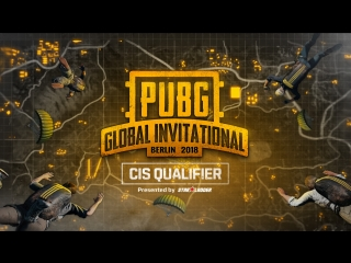 [ru] closed cis-qualifier for pubg global invitational, day 2, group b.
