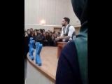 Kadir Doğulu, İİBF E3 Amfisi/Ktü-Trabzon Video 1