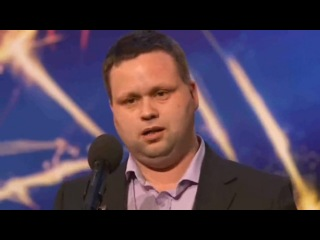 Paul Potts - Nessun Dorma / Britain s Got Talent (2007)