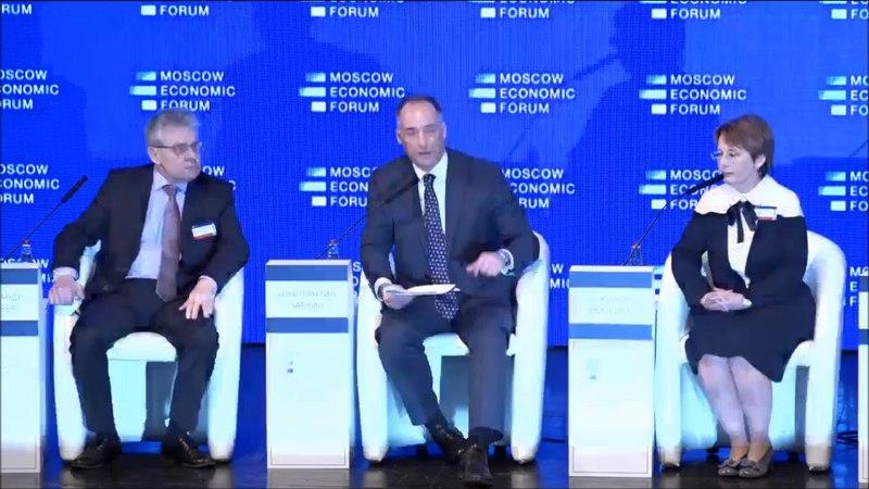 Константин Бабкин Нужны реальные механизмы построения будущего России