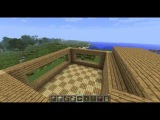 Строим красивую ферму в майнкрафт (Часть 3)-Дом фермера