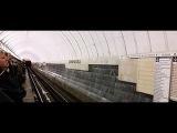 Движение салатовой ветки метро парализовано из-за сломавшегося поезда. Москва