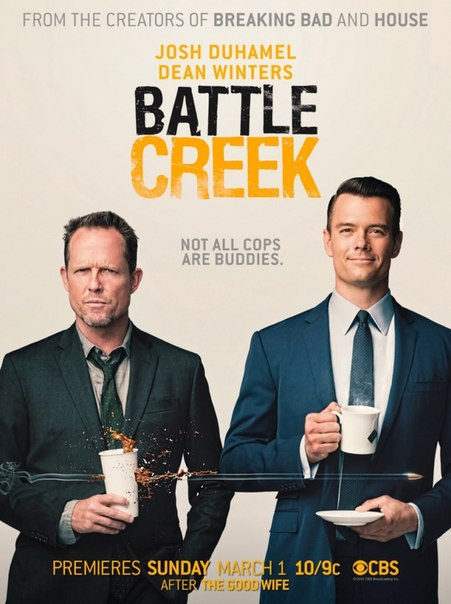 Батл Крик 1 сезон 1-13 серия NewStudio | Battle Creek