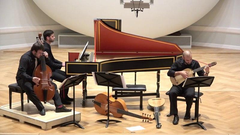 Arcangelo Corelli - Sonata op.5, No.11 D-Dur
