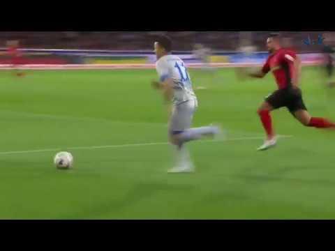 Коноплянка сыграл против Фрайбурга| HD