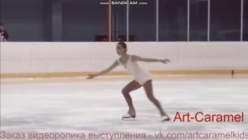 Елизавета Нугуманова ПП 1 этап Кубка Санкт-Петербурга 2018