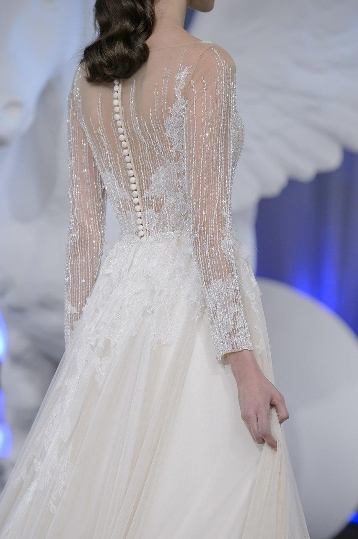 tdOoa U3VMg - Коллекция свадебных платьев Nicole