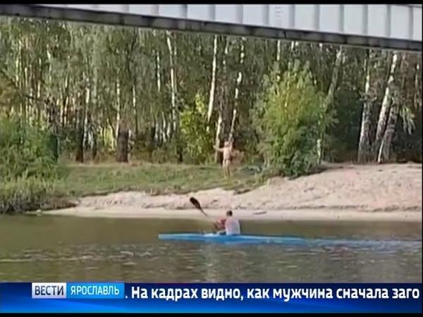 Ярославцы не желают закрывать купальный сезон » Freewka.com - Смотреть онлайн в хорощем качестве