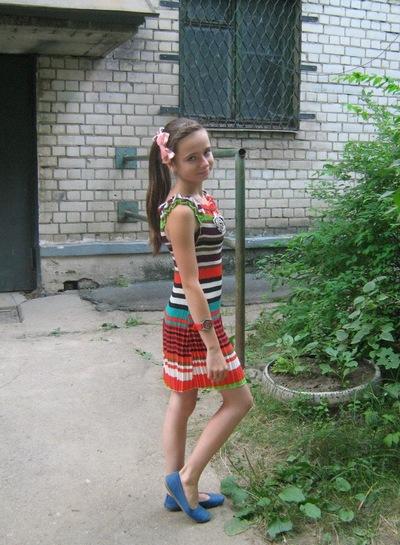Елизавета Сафьянова, 17 июля 1999, Шуя, id164116400