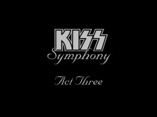 KISS Symphony - Alive IV Full