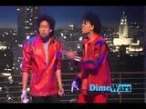 Affion Crockett Chrs Brown Battle In Michael Jackson Dance Off!