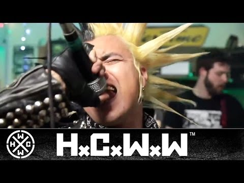 THE SCANDALS TX - CAN'T STOP US - HARDCORE WORLDWIDE (OFFICIAL D.I.Y. VERSION HCWW)