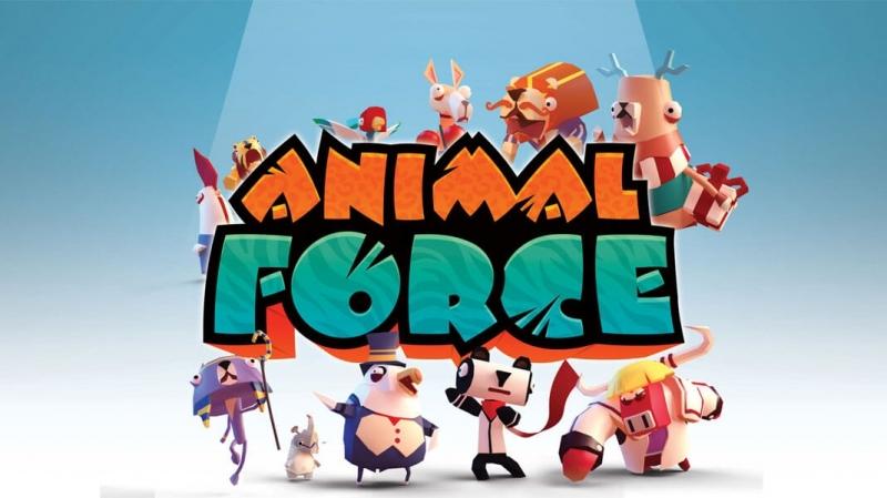 PSVR Animal Force - VR GAMECLUB Хабаровск