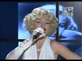 Мэрилин Монро Marilyn Monroe - белокурый ангел Голливуда