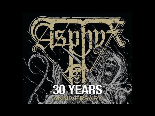 Asphyx - Rite Of Shades - Live @ Turock 2017 - 30th Anniversary of Asphyx