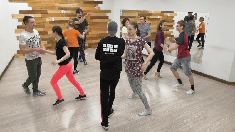 Руэда ZOOM ZOOM Salsa Ижевск 11.01.2019