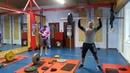 Весна в Феодосии CrossFit Задание 2 Категория Б Мужчины 18 Кластер трастер