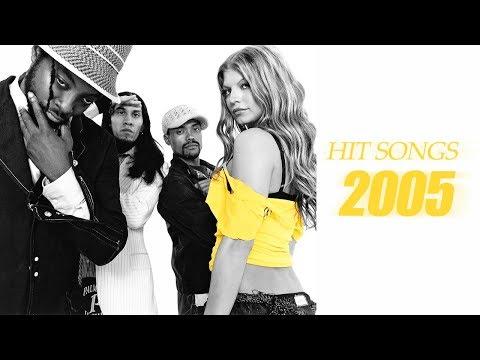 Что мы слушали? Хиты 2005 года - YouTube