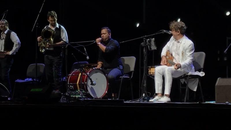 Goran Bregovic wedding funeral band (live 12.08.2017, Sziget 2017)