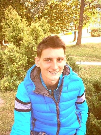 Олександр Безпалько, 27 марта 1995, Хмельницкий, id201748694