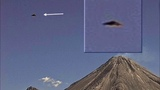 UFOs Caught Near Volcanoes Compilation