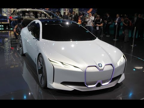 10 Amazing Concept Cars Debut at the Frankfurt Motor Show 2017. Best 10 Future Cars