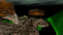 PC Tomb Raider II The Dagger of Xian Pistols Only Level 16 Floating Islands