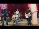 Яцына Глеб(Ультра-2) - Группа крови (Кино - Группа крови) Выступление.Отчетный концерт 30.05.18