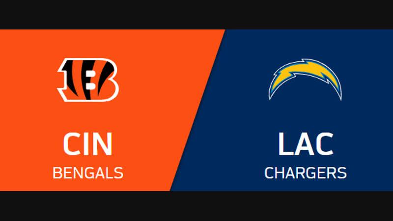 NFL 2018-2019 / Week 14 / Cincinnati Bengals - Los Angeles Chargers / EN