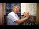 08 Тонкости ремонта ванной комнаты, душевая кабинка из стеклоблоков
