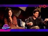 'Zero' stars Shah Rukh Khan &amp Katrina Kaif get candid on Zoom
