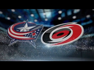 Каролина - Коламбус 2-1(ОТ) . 31.03.2017. Обзор матча НХЛ