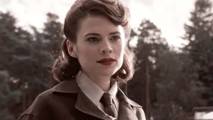 "Javie byers (svp) on Instagram ""Peggy Carter Nancy Wheeler 