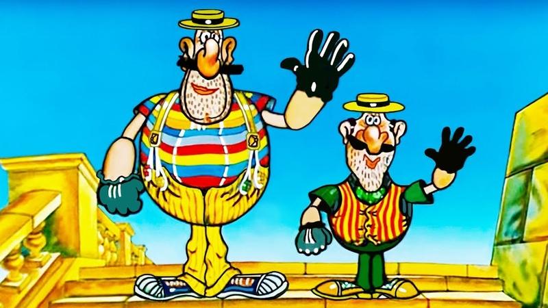 Приключения капитана Врунгеля. Серия 4 (1979) Советский мультфильм | Золотая коллекция