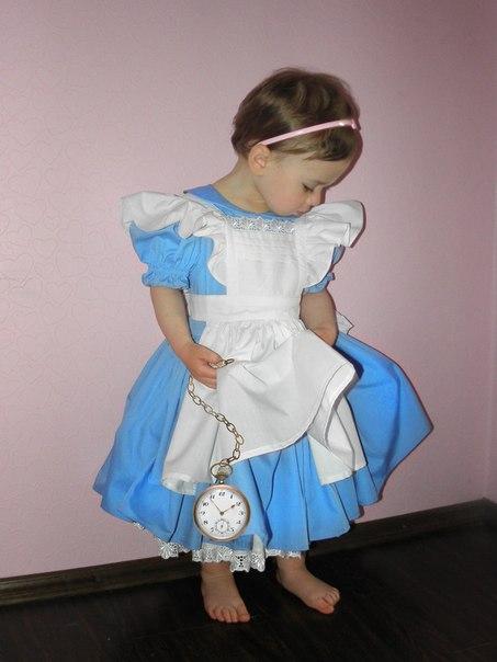 Платье алисы в стране чудес как сшить 8351