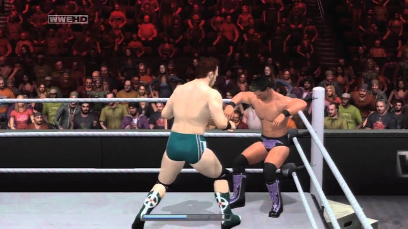 WWE SmackDown vs Raw 2011: Authentic Improvements - FULL MATCH