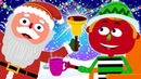 Christmas Songs For Kids | It's Christmas Time! Santa's On His Way | Jingle Bells With Len and Mini