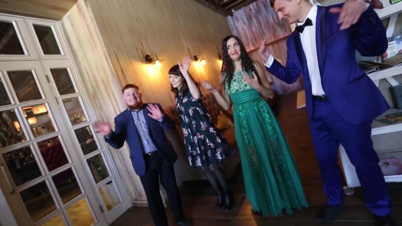 шуточное видеинтервью свадьба Яны и Дамира
