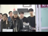 [Fancam] 181008 VIXX N on Gimpo Airport
