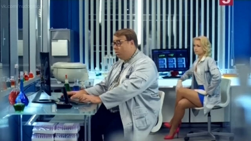 Анастасия Гулимова в сериале След 2007 Серия 1840 1845 1847 1849 Голая Секси ножки