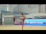 Анна Иванова 2003 г.р. упражнение с лентой