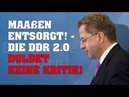 Maaßen entsorgt! – Die DDR 2.0 duldet keine Kritik!