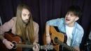 Tratame Suavemente Soda Stereo cover Fabrizio Joel y Rafael Consigli