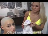 2007 HAIRCUT.NET KODI'S HAIRCUT FROM ACHAUNTE BIKINI BARBERRETTE #140 HOLY SHNYKEES!!