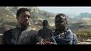 Создание визуальных эффектов студией ILM к фильму Черная пантера