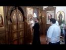 Таинство крещения 10 06 2018год Простоквашино